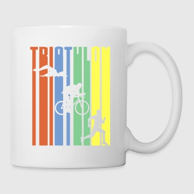 TRIATHLON - Stripes - Tasse