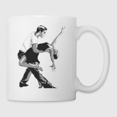 Dancer and dancer salsa dance gift - Mug