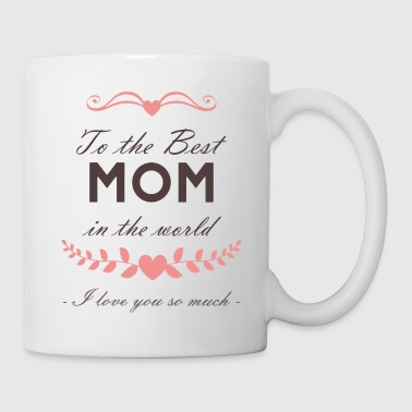 Mothers day gift funny quote - muttertag - Mug
