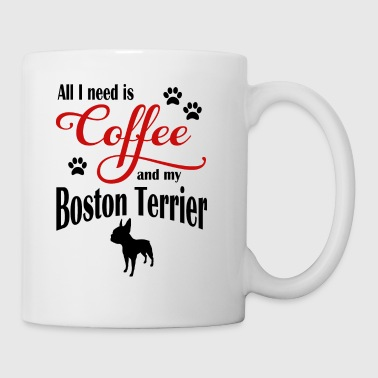 Boston Terrier Café - Tasse