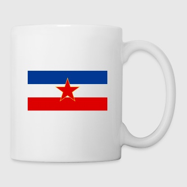 Socialist Federal Republic of Yugoslavia (1945-1992) - Mug