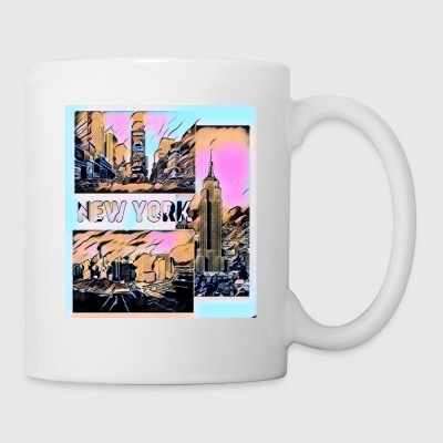 New York 2 - Tasse