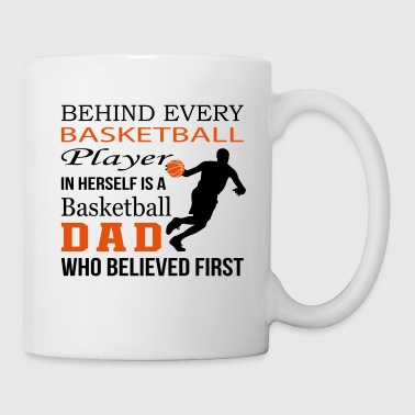 In Herself Is A Basketball Dad - Mug