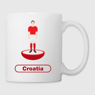 Croatia Football - Mug