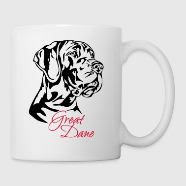 Great Dane - Mug
