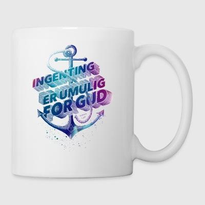 Nothing is impossible for God - Mug