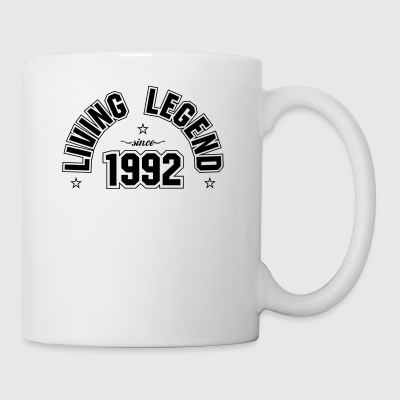 Living Legend 1992 - Tasse