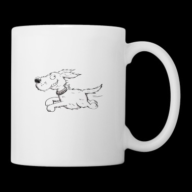 Catch Me - Doggie Dog - Comic - Cani - Regalo - Tazza