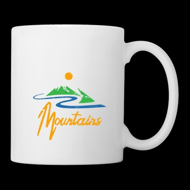 ++ Better in the Mountains ++ Mountaineer Gift - Mug