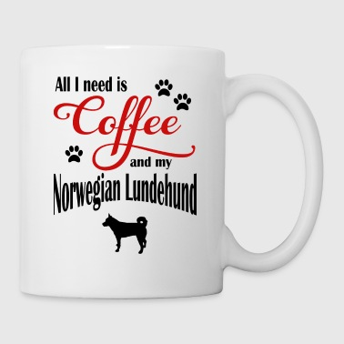 Norwegian Lundehund Coffee - Mug