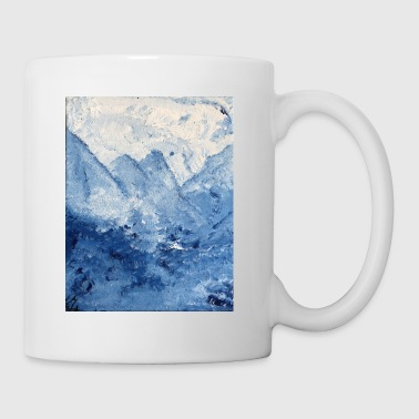 winter landscape - Mug