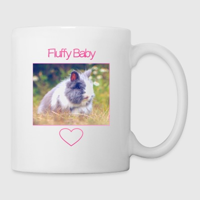 Fluffy Baby: Phone Case - Mug