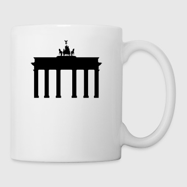 Berlin Brandenburg Gate - Mug