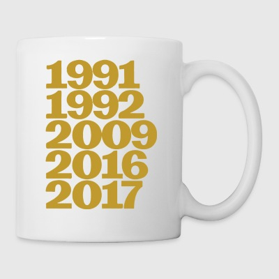 Cup Years hockey - Mug