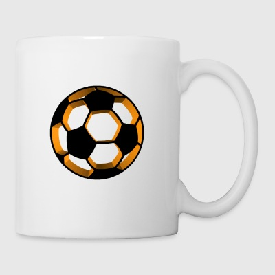 Soccer orange - Mug