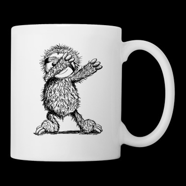 Fun Dab Dance Sloth - Sloths - Dabbing - Mug