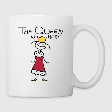 The Queen - Tasse