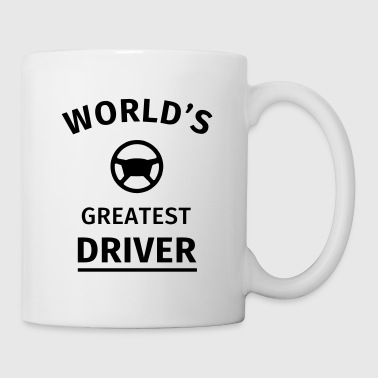 World's Greatest Driver - Tasse