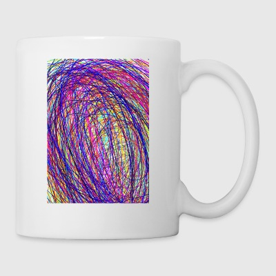 An abstract drawings - Mug