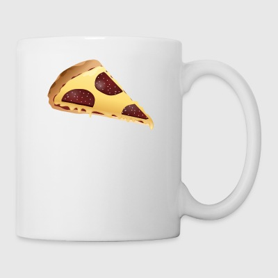 pizza - Mugg