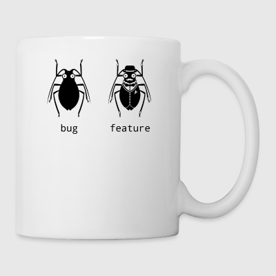 111412807 125736266 Bug and Feature - Tasse