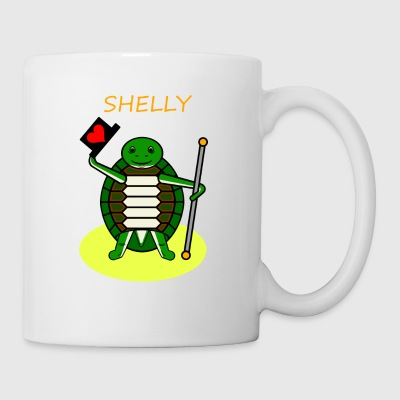 Shelly la tortue - Tasse