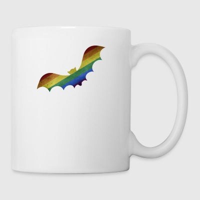Bat rainbow - Tasse