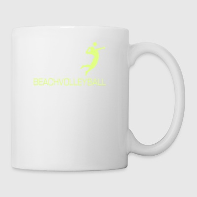 Evolution - Beach Volleyball T-Shirt Gift - Mug