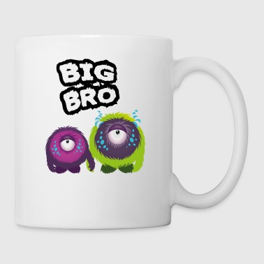 Big Bro Monster - Tasse