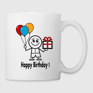 birthday - Tasse
