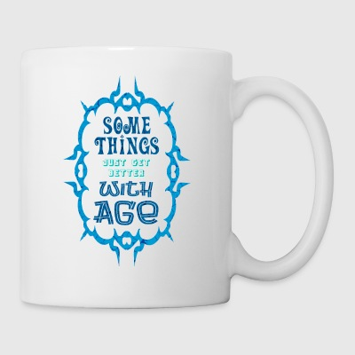 Some Thinks with Age - Tasse