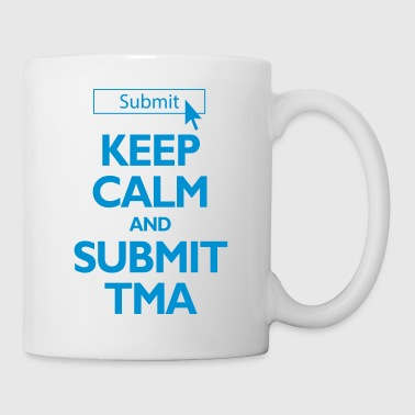 Keep Calm and Submit TMA Student Mug - Mug