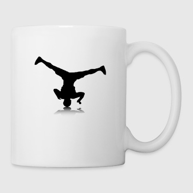 Breakdancer (spin) - Mug