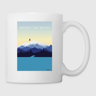 Protect Nature - Tasse