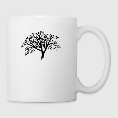 Tree illustration - Mug