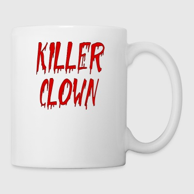 clown killer - Tazza
