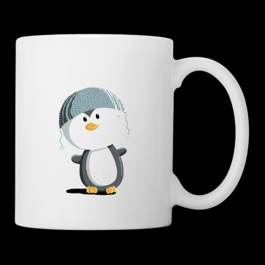Hug Me Penguin - Kids - Animals - Baby - Comic - Mug