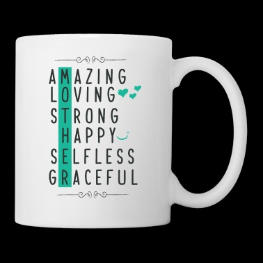 World's Best Mum mother's day Mother Mummy Gift - Tasse