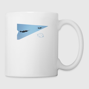 Smily_flight - Mug