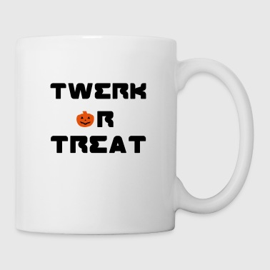Twerk Or Treat - Kubek