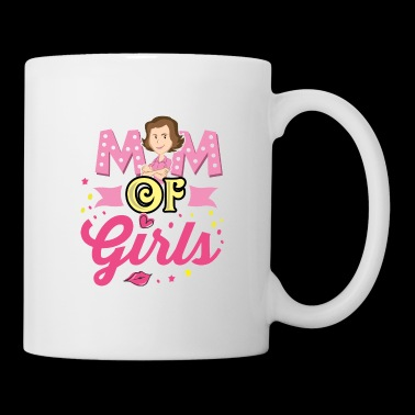 Mother of girl Mother Mother's Day gift - Kubek