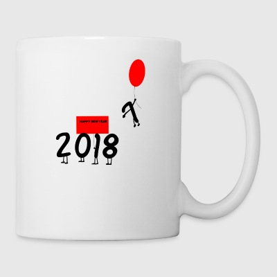 Happy New Year - Tasse