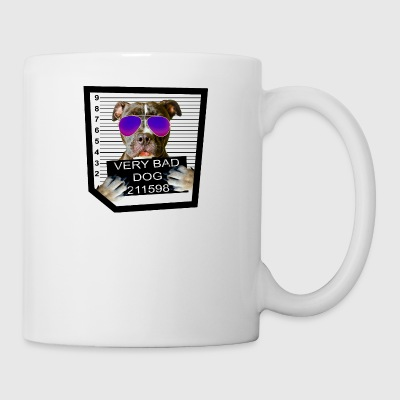 Bad Dog Pitbull - Tasse