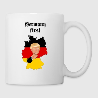 Germany first - Mug