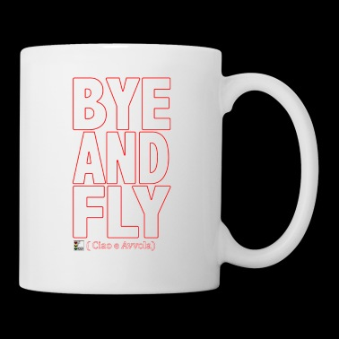 Bye AND FLY White - Mug