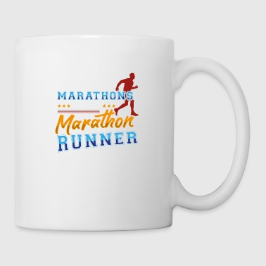 I Don't Do Marathons I Do A Marathon Runner Gift - Mug