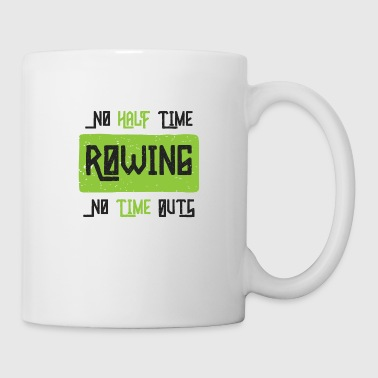 Rowing rower sports competition club gift - Mug