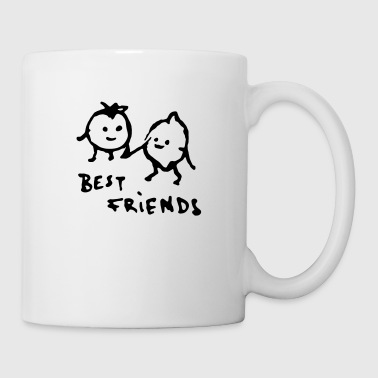 BestFriends - Mug blanc