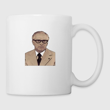 Erich Honecker - Taza