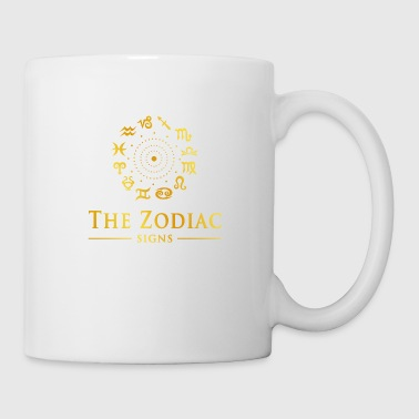 THE ZODIAC SIGNS - Tasse